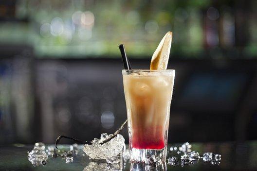 Drinki słodkie long