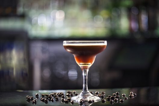 Drinki wytrawne koktajlowe